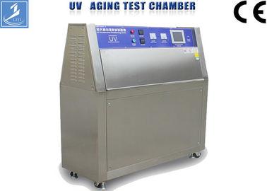 自動鋼鉄紫外線老化テスト部屋、加速される標準的なUVBテスターを風化させます