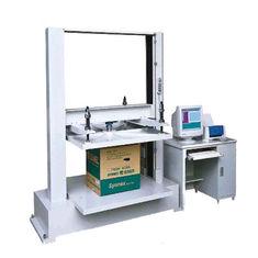 1/250000 の決断の 5T コンピュータ容器のカートンの圧縮の耐圧試験装置